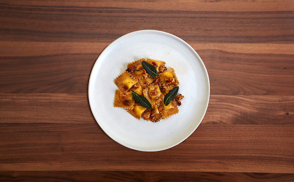 Pasta Dishes at Luca in Clerkenwell