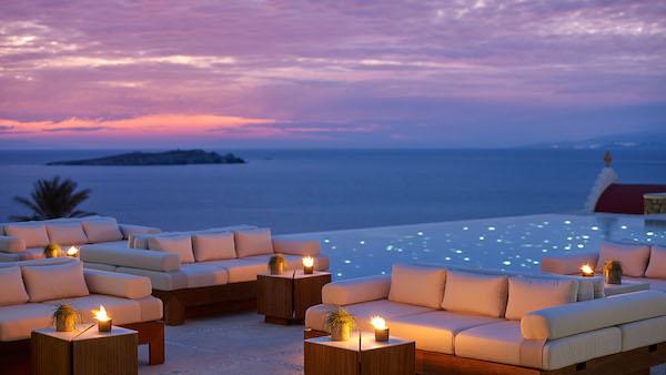 Bill & Coo Suites in Mykonos