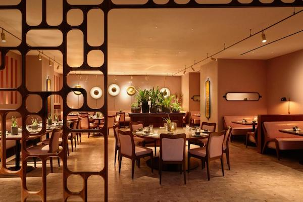 Ella Canta Mexican Restaurant in London