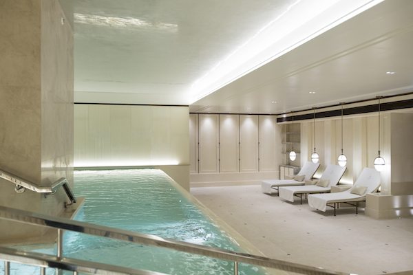 The Pool at the The Lanesborough Club and Spa