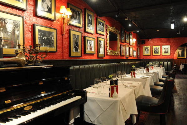 Boisdale - restaurants with live music in London