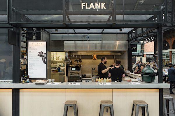 Flank Old Spitalfields Market