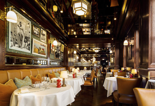 Harry's Dolce Vita restaurant in Knightsbridge