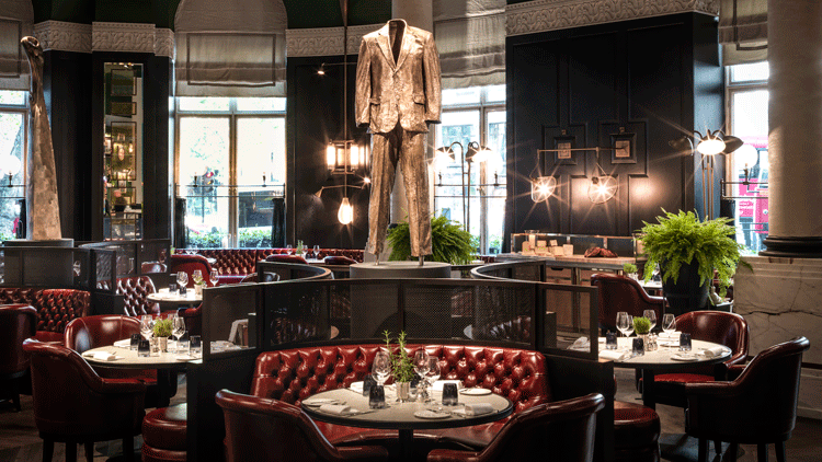 Kerridge's Bar and Grill at the Corinthia Hotel