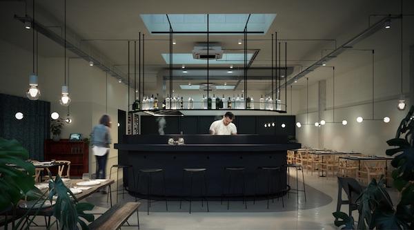 Cornerstone restaurant hackney