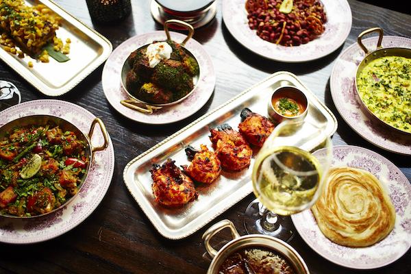 Brigadiers restaurant
