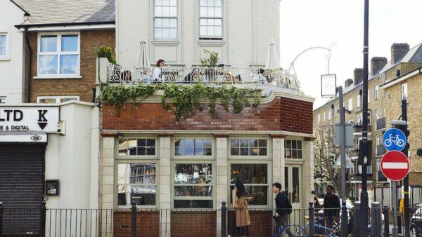 The Marksman Pub in Hackney