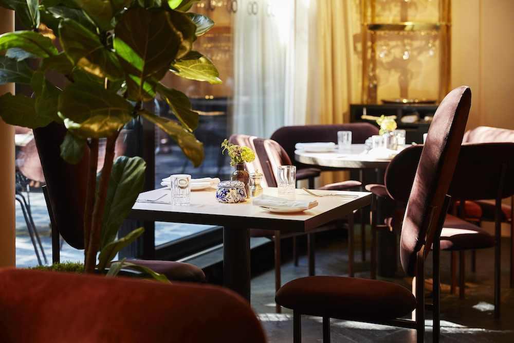 Serge et le Phoque restaurant
