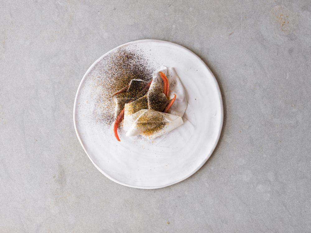 Plates, a plant based restaurant Hoxton