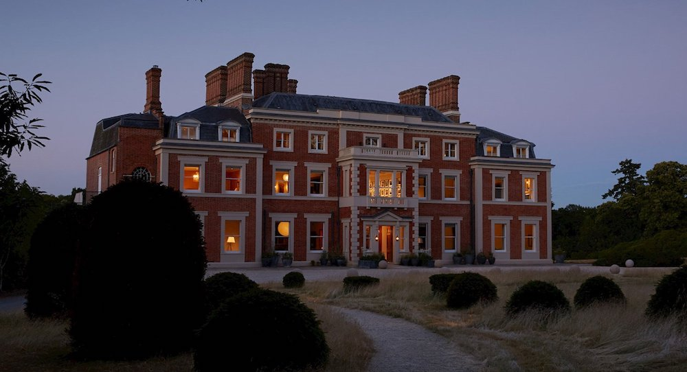 heckfield place hotel