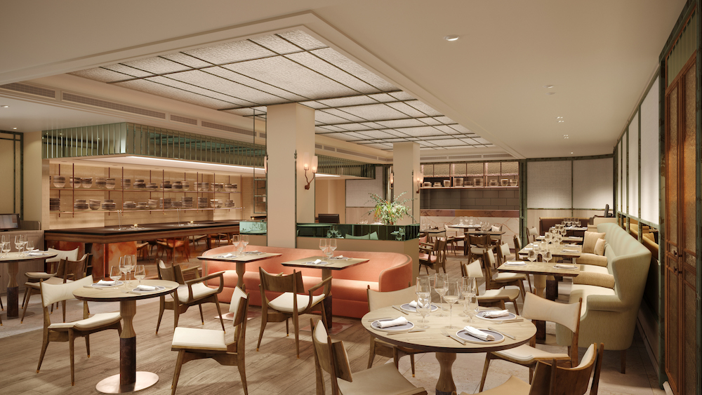 Tamarind Mayfair, reopening after an 8 month refurbishment
