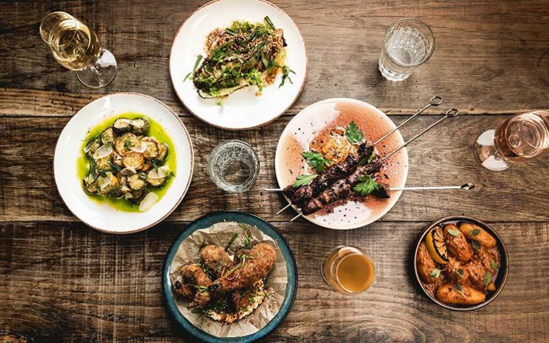 Fare Bar + Canteen, opening in Old Street in November 2018