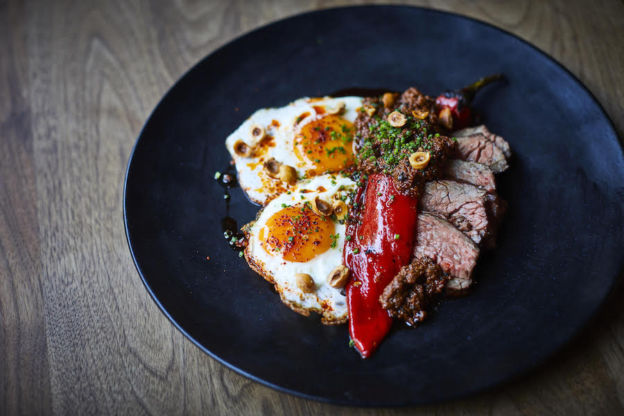 The new brunch menu at St Leonards in Shoreditch