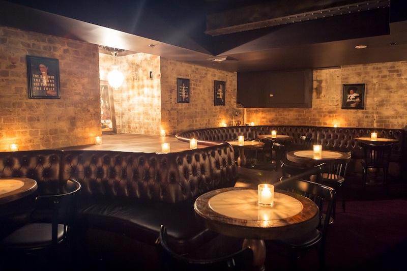 Big Poppa's bar in Sydney, which is open until 3am