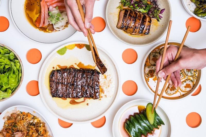 Cho Cho San Japanese restaurant in Sydney