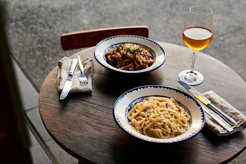Ode restaurant and wine bar in Bondi
