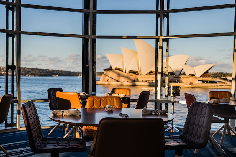 Quay, one of the best restaurants in Sydney