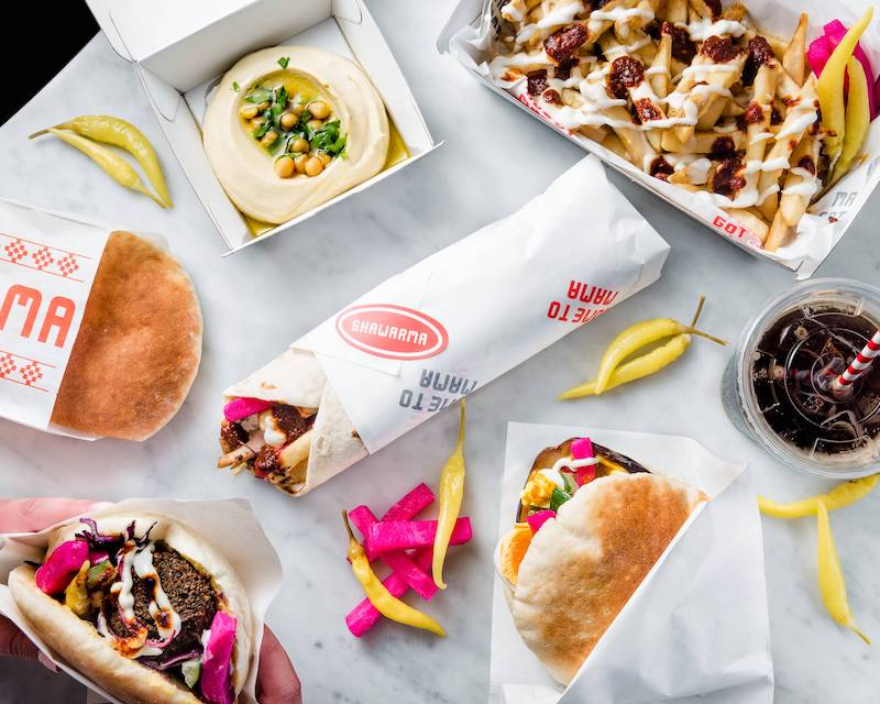 Shwarmama, the best kebabs in Sydney
