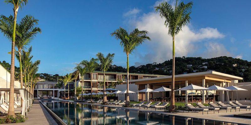 Silversands, a luxury hotel in Grenada