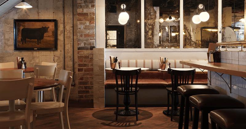 The Paddington restaurant in Sydney