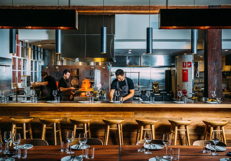 Firedoor restaurant Sydney