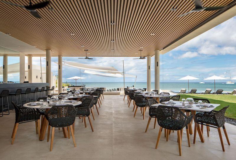 Grenadian Grill at Silversands hotel