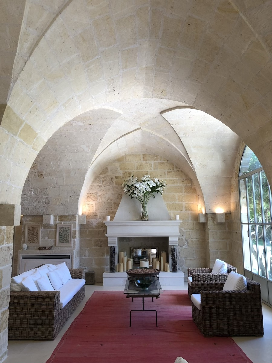 The gorgeous Trapana, a traditional masseria in Puglia