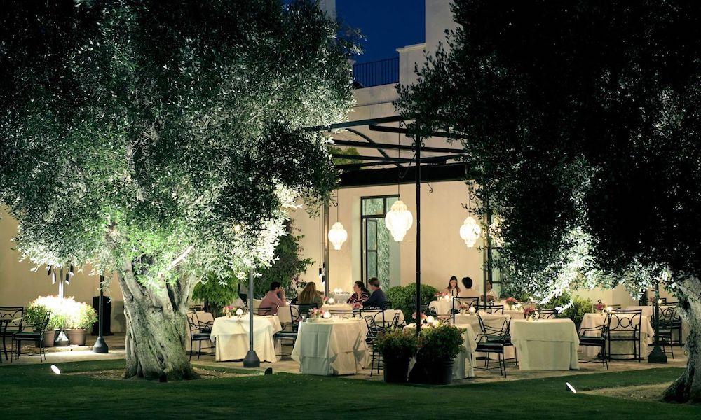 El Jardin de Lutz at Finca Cortesin