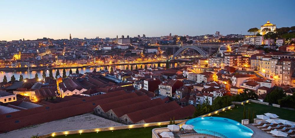 The Yeatman Hotel in Porto