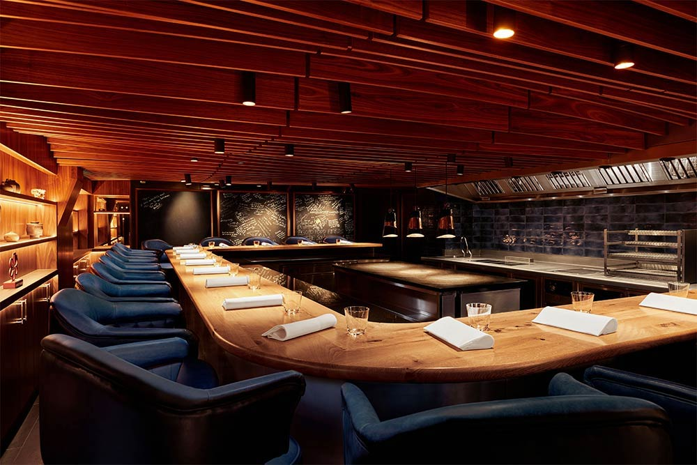 Kitchen Table Restaurant London