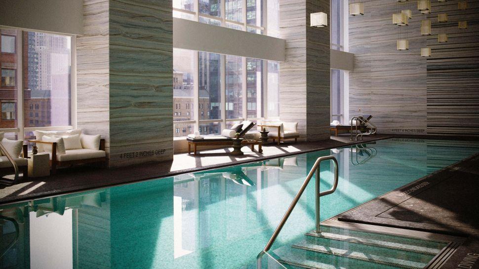 Park Hyatt New York - part of the Hyatt Privé scheme