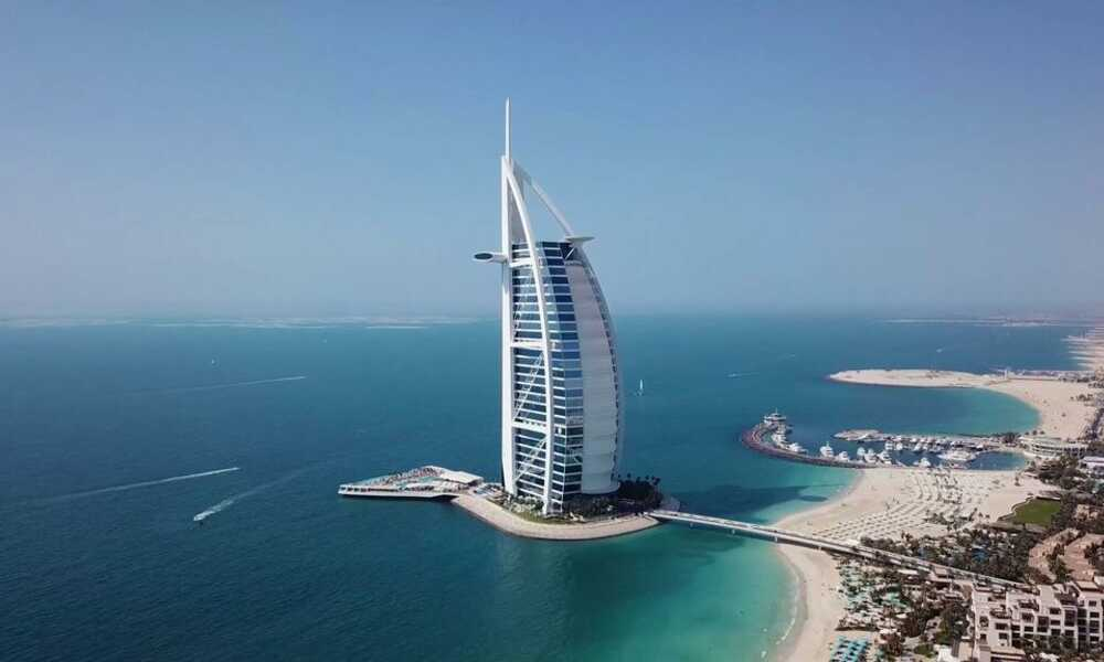 Burj Al Arab, part of Jumeirah Passport to Luxury